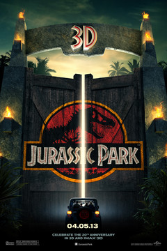 Jurassic Park 3D