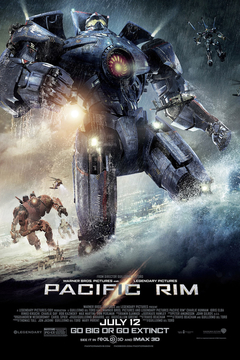 Pacific Rim 3D