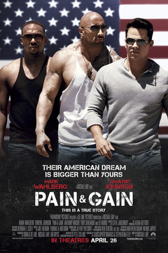Pain & Gain (Paramount)