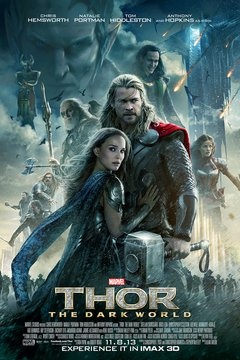 Thor: The Dark World (Disney)