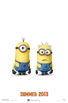 Despicable Me 2 3D