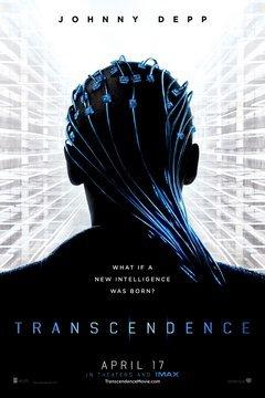 超越潛能/全面進化 (Transcendence) poster